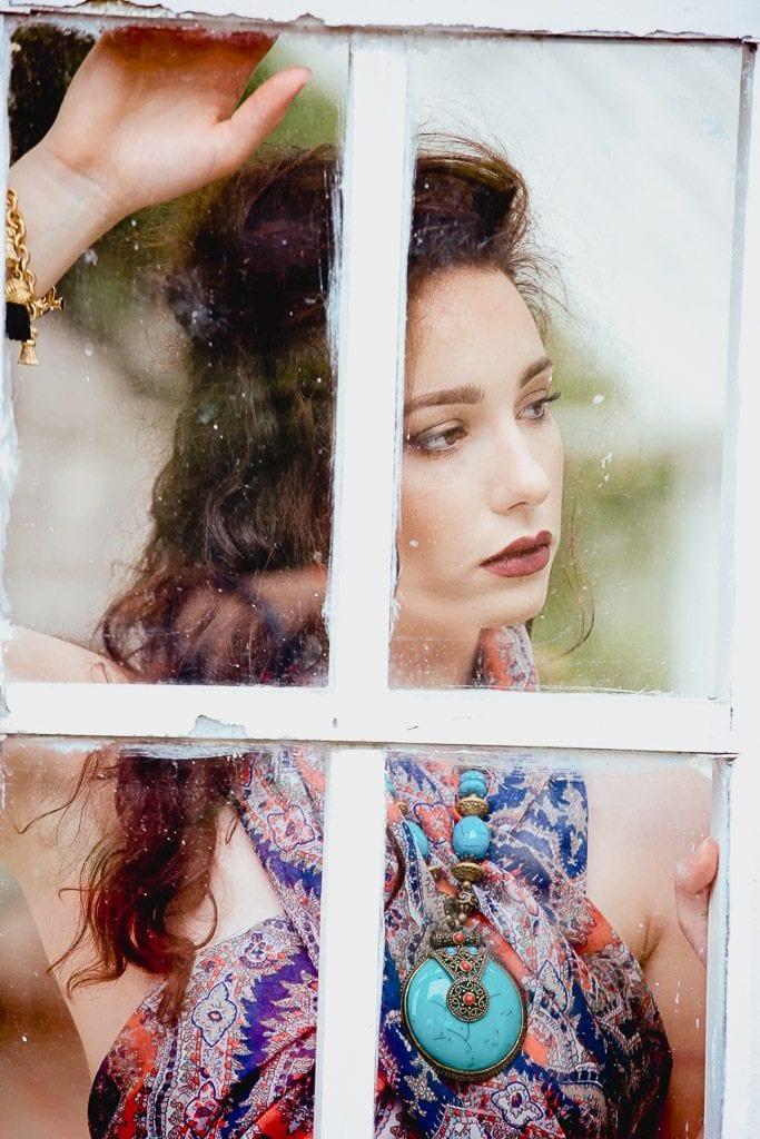 window-female-portrait