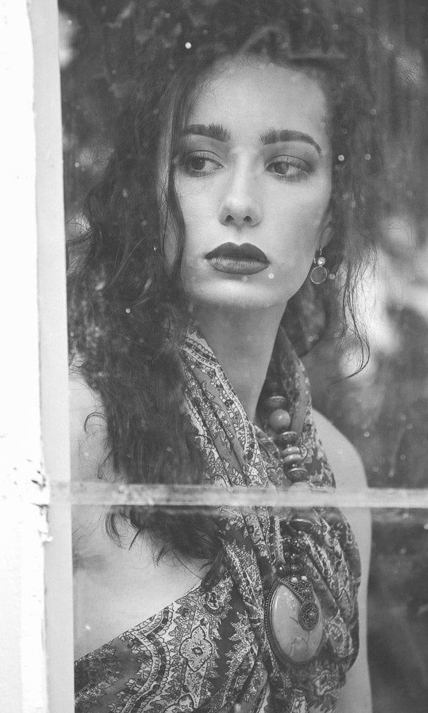 window-portrait-in-bw