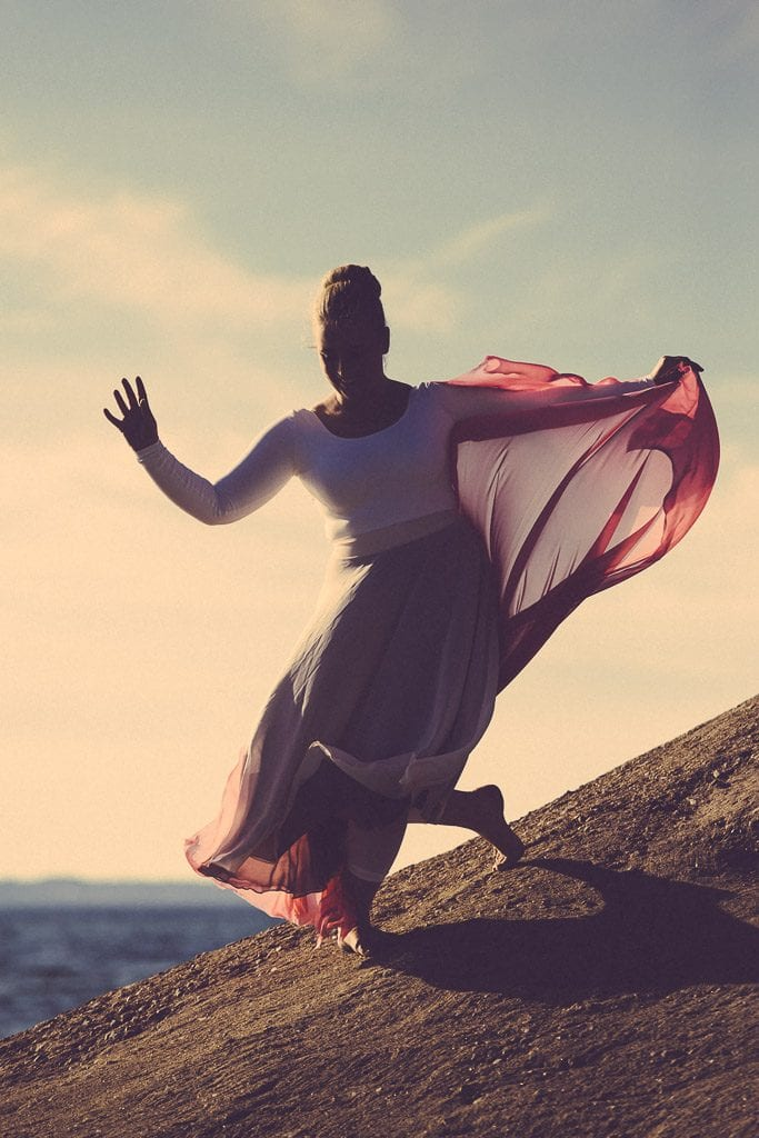female-balancing-act